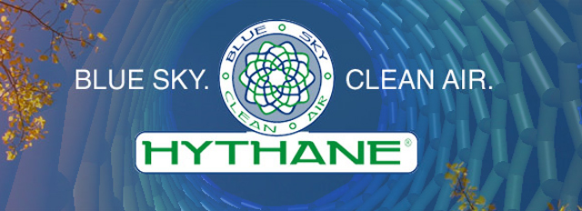 Now Representing Hythane Company!